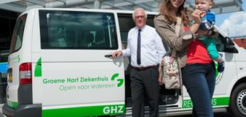 Nieuwe opstapplaatsen voor GHZ-Regiobus
