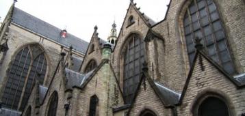 Met de museumkaart naar de Sint-Janskerk