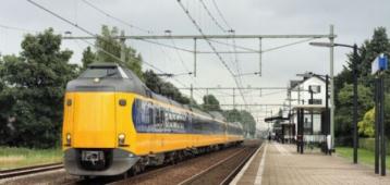 Treinverkeer rondom Gouda ligt stil