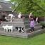 Studenten mboRijnland helpen Kinderboerderij De Goudse Hofsteden