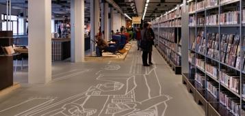 Boeken Goudse bibliotheek in Chocoladefabriek meest in trek