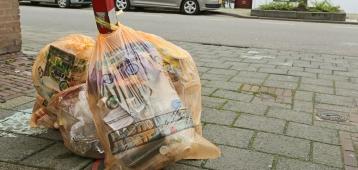 Gouda Positief: Veel mis bij ophalen van afval
