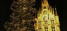 Geheime kerstroute door de binnenstad