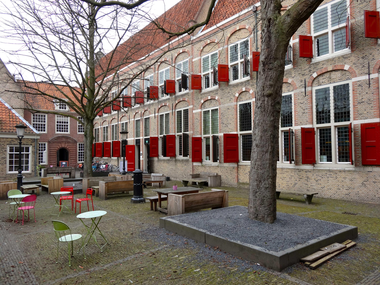 Plannen voormalig weeshuis vorderen