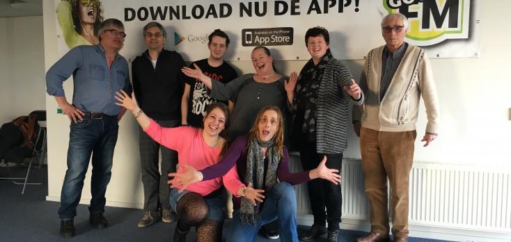 Nieuw radioprogramma op GoudaFM: Totaal Normaal