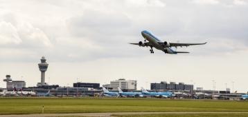 Vliegtuigverkeer zorgt voor grote geluidsoverlast