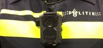 Bodycams bevalt goed bij de Goudse politie