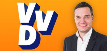 Ronald Verkuijl ook volgend jaar lijsttrekker VVD