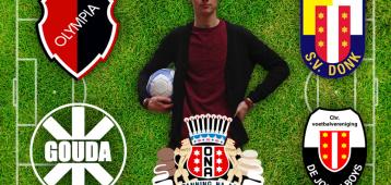 Transfers Goudse voetbalclubs