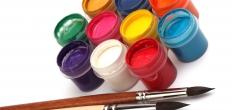 Tekenen en schilderen in de Buurtstee Gouda