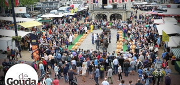 Do. 17-5: Gouda Kaasmarkt