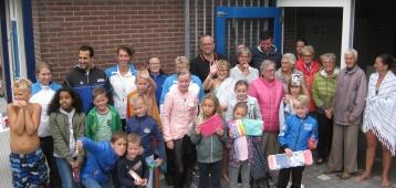 Zwemseizoen ten einde voor Ons Polderbad in Stolwijk