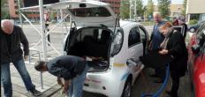 Auto wassen zonder water