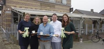 Hotel-Eetcafé Over de Brug in Haastrecht start appelpuntenactie voor zieke kinderen