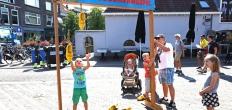 Kinderkaasroute door de Goudse binnenstad