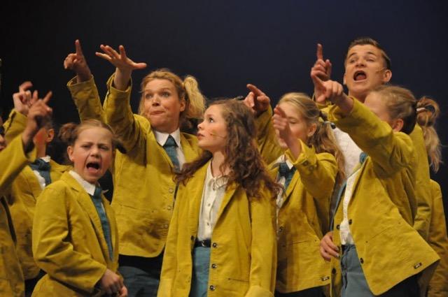 Goudsbloem zoekt kinderen die van theater houden