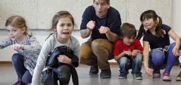 Gratis Open Les voor de allerkleinsten bij Jeugdtheaterhuis Gouda