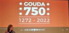 Gouda 750 jaar: op naar de Grote Goudse Estafette
