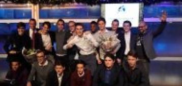Prijzen zijn weer verdeeld tijdens Gouds Sportgala 2017