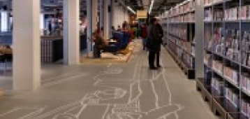 Nationale Voorleesdagen in de Kinderbibliotheken