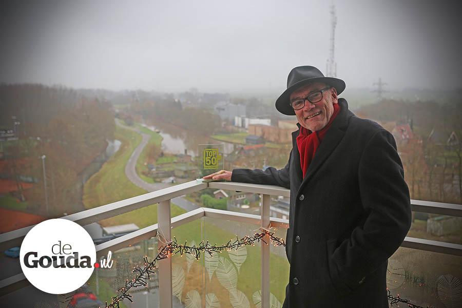 Maurits Tompot, nummer 1 van de Top50 Lijst der bijzondere Gouwenaars