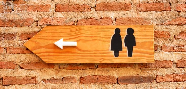 buiten wc naam