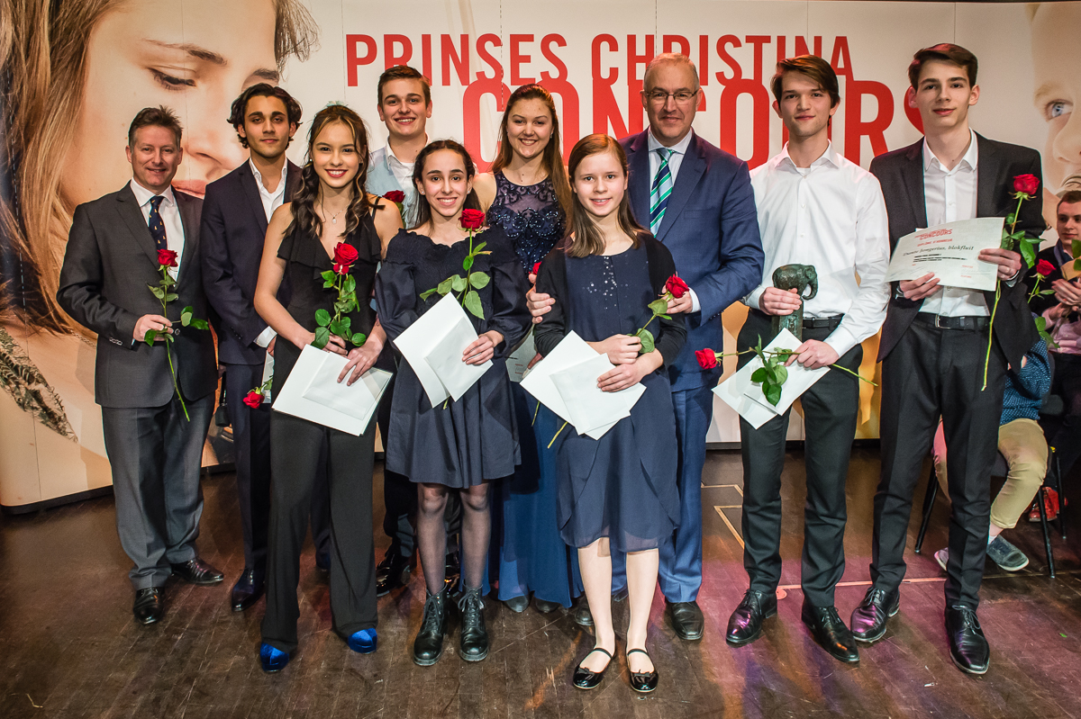 Lola Jurakic wint Prinses Christina Concours Rotterdam 2018
