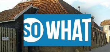 Za. 19-5: Stadsleven #3 in So What