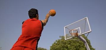 Opnieuw winst Heren 1 Bouncers Basketball