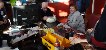 Do. 1-11: Repair Café Haastrecht in Theater Concordia