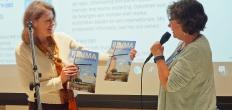 Tijschrift 'Reuma in het Groene Hart' voor 35 jaar Reumavereniging Gouda e.o.
