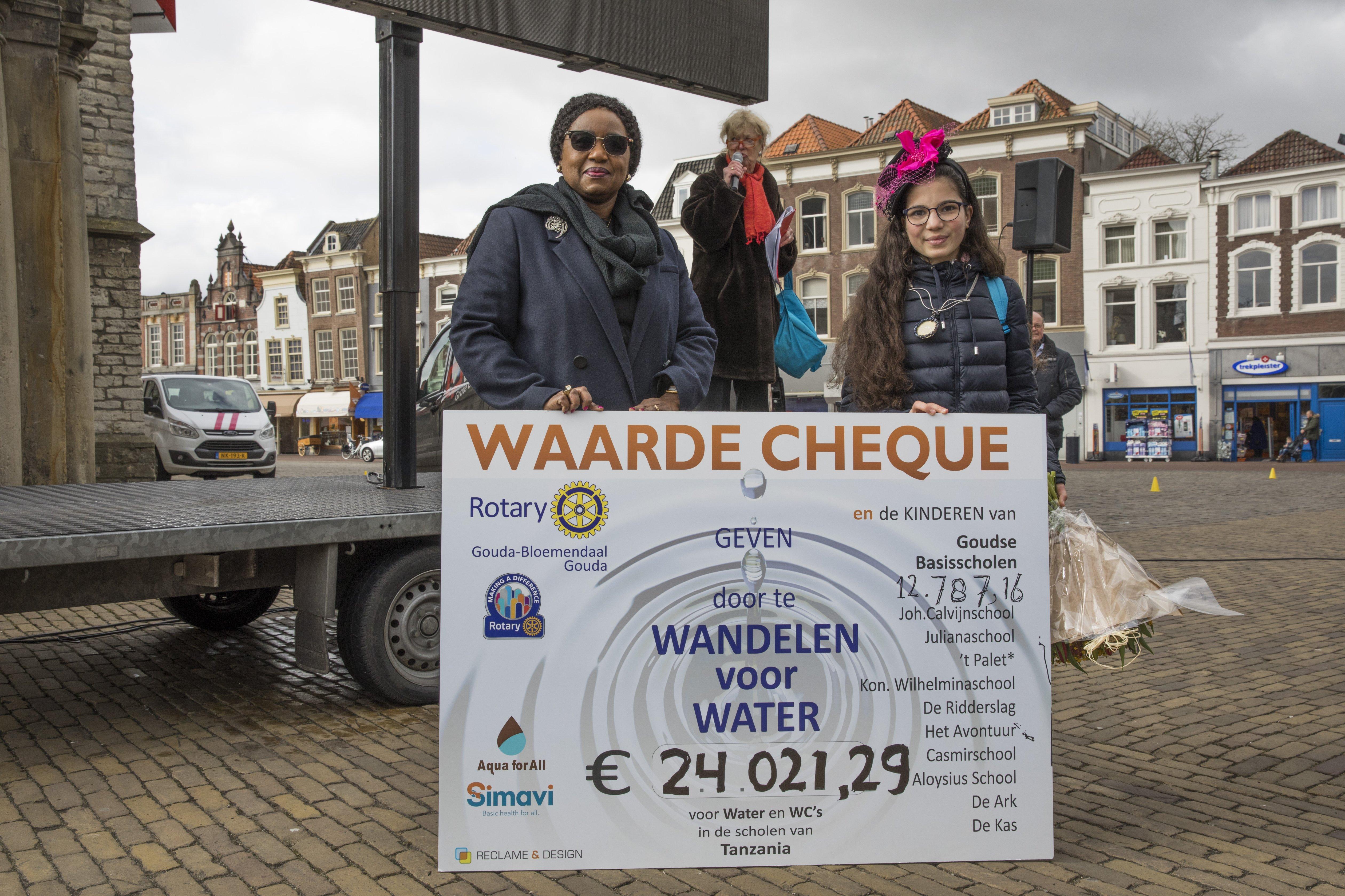 Design Wandlen grote opbrengst wandelen voor water goudafm
