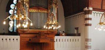 Vr. 25-5: Wensconcert in de Adventskerk