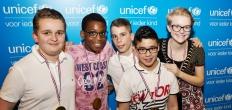 Leerlingen Coornhert Gymnasium winnen UNICEF Debattoernooi