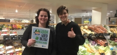 Albert Heijn Lekkenburg partner van de maand bij Gouda Goed Bezig