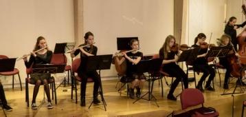 Do. 24-5: Open repetitie Gouds Jeugdorkest