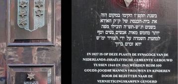 Za. 28-4: Themawandeling Joden in Gouda