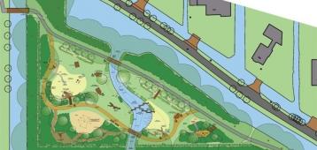Za. 30-6: Opening avontuurlijk natuurspeelterrein Gouda Oost