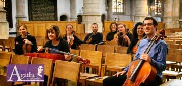 Za. 5-5: Concert Agathe Ensemble in de Sint Jan