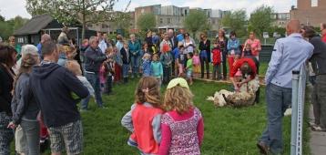 Do. 10-5: Hemelvaart feest op Dierenweide Goverwelle