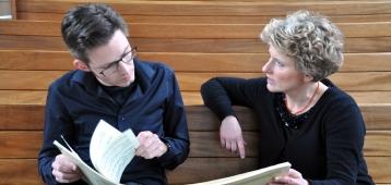 Vr. 11-5: Concert Duo Passionate in de Sint Jan