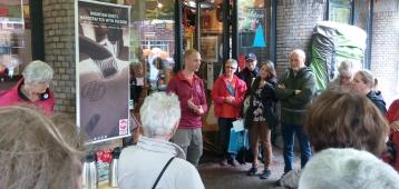 Za. 12-5: Wereld Fairtrade Dag