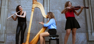 Za. 12-5: Concert Oblivion Trio in de Sint Jan