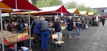 Za. 12-5: Rommelmarkt wijkgemeente De Rank
