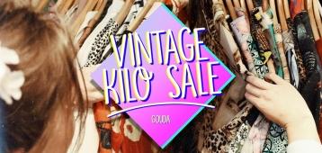Zo. 27-5: Vintage Kilo Sale Gouda