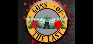 Vr. 11-5: Guns of the East in StudioGonz