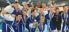 Waterpolo clinic Nederlands Kampioen