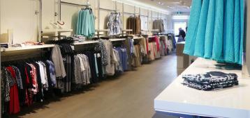 Di. 19-6: Uitverkoop modehuis Doorduyn in de Kroon Moordrecht