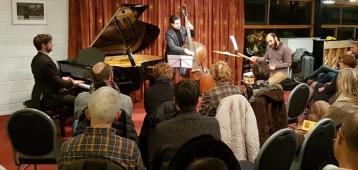 Woe. 13-6: Concert Hue Blanes Jazztrio