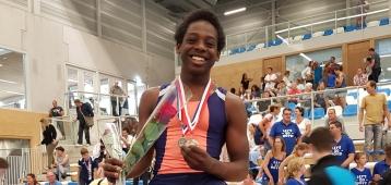 Goudse turner Juransly Meyers Nederlands Kampioen op sprong